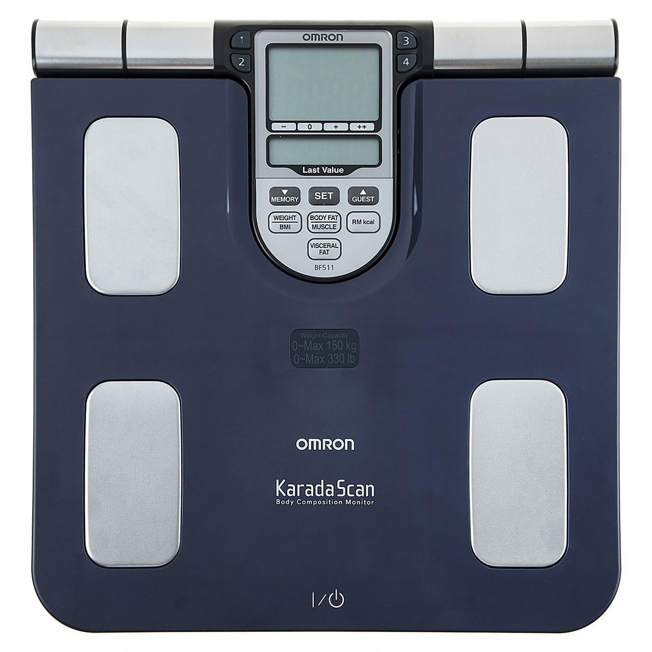فروش نقدی یا اقساطی ترازو دیجیتال امرن مدل BF511