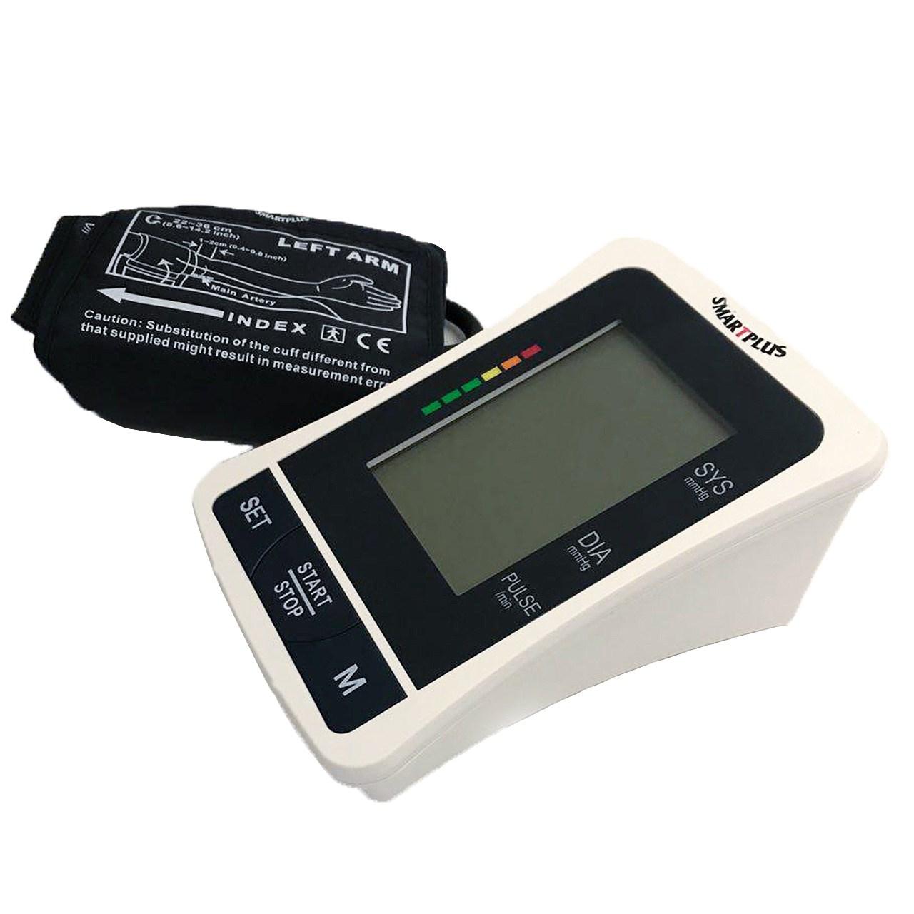 فروش نقدی و اقساطی فشارسنج دیجیتالی اسمارت پلاس مدل BP-1305 Voice Digital