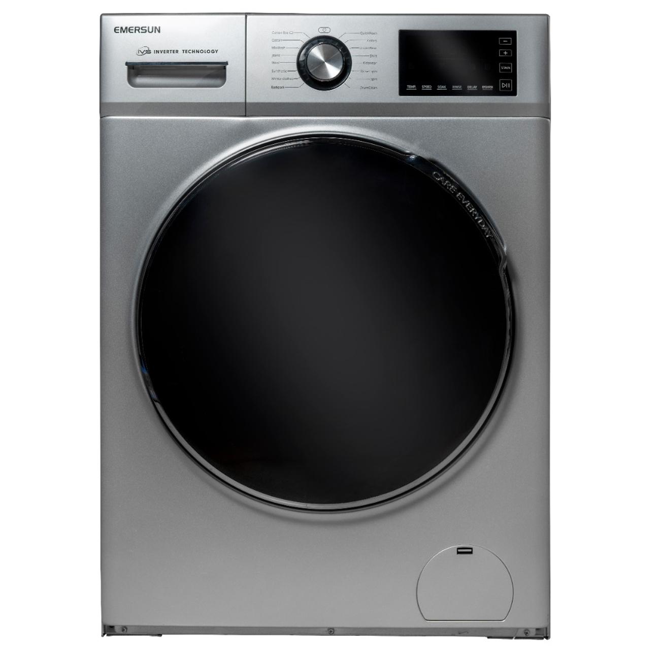 فروش نقدی و اقساطی ماشین لباسشویی امرسان مدل EW80w