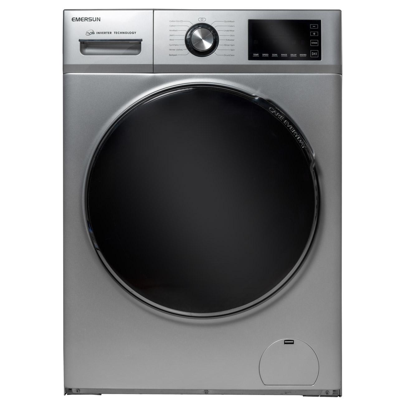 فروش نقدی و اقساطی ماشین لباسشویی امرسان مدل FS08ND ظرفیت 8 کیلوگرم