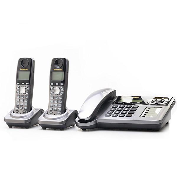 فروش اقساطی تلفن بی سیم پاناسونیک KX-TG3662JX