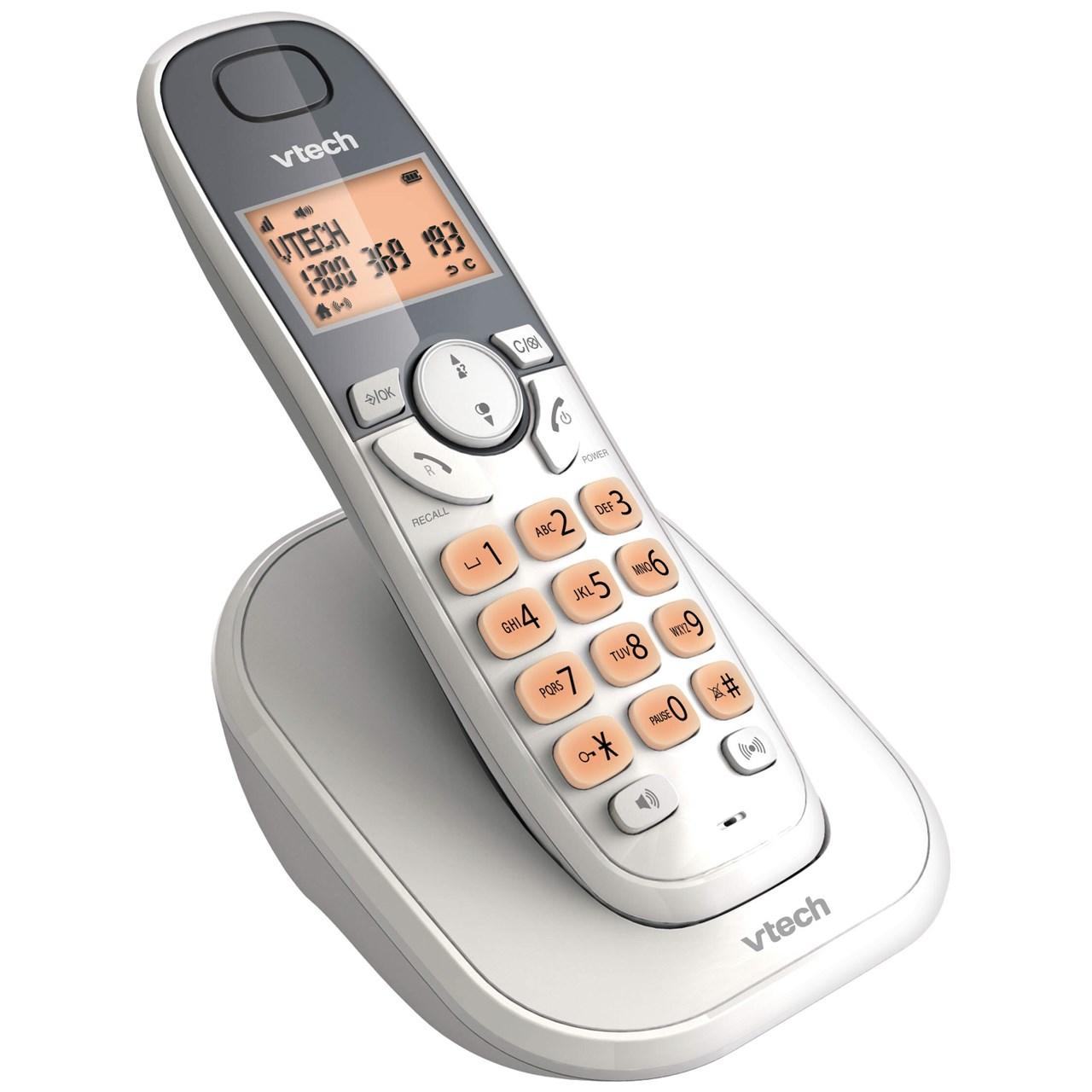 فروش اقساطی تلفن بی سیم وی تک مدل ES1001