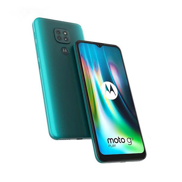 فروش نقدی و اقساطی گوشی موبایل موتورولا مدل Moto G9 Play دو سیم کارت ظرفیت 128 گیگابایت و رم 4 گیگابایت