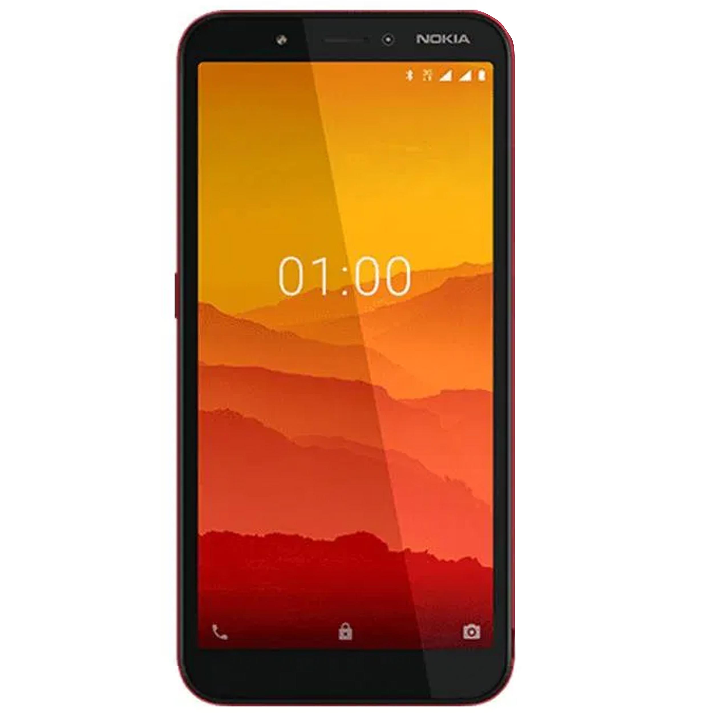 فروش نقدی و اقساطی گوشی موبایل نوکیا مدل C1 TA-1165 دوسیم کارت ظرفیت 16 گیگابایت