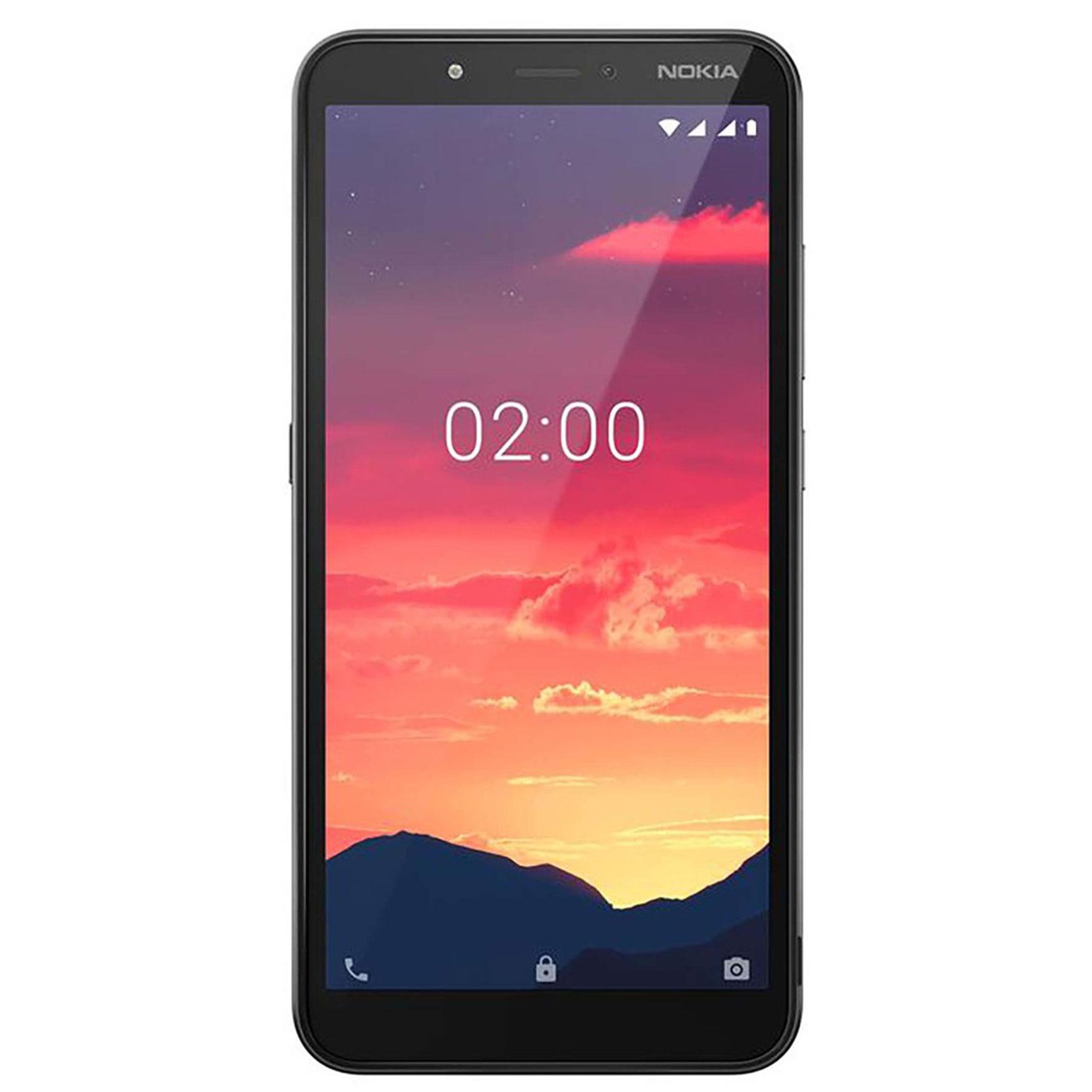 فروش نقدی و اقساطی گوشی موبایل نوکیا مدل Nokia C2 TA-1204 DS دو سیم کارت ظرفیت 16 گیگابایت