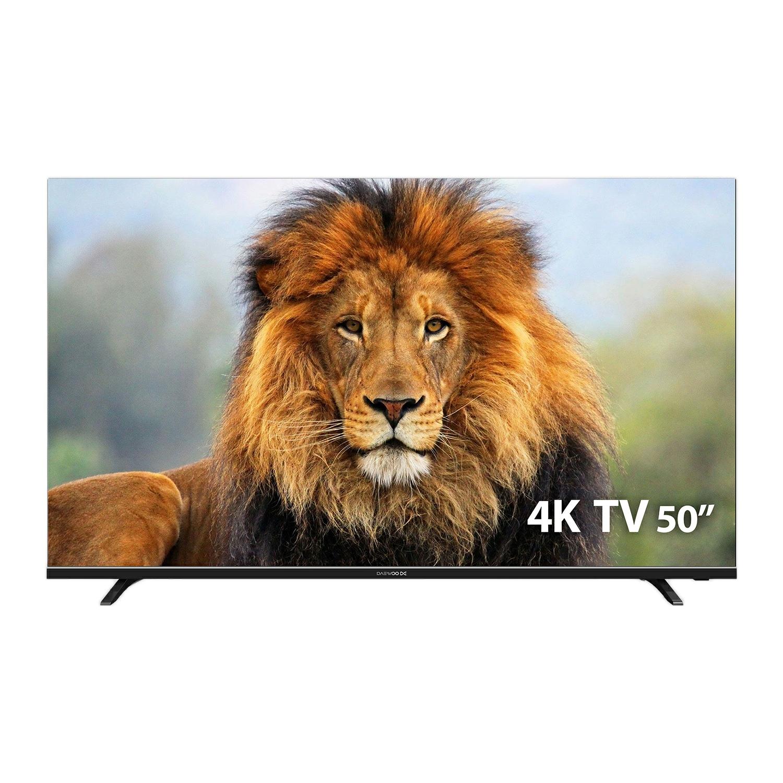 فروش نقدی و اقساطی تلویزیون ال ای دی دوو مدل DLE-50K4410U سایز 50 اینچ