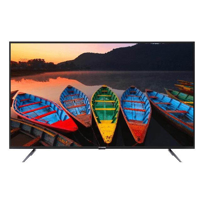 فروش نقدی و اقساطی تلویزیون ال ای دی هوشمند ایکس ویژن مدل 50XTU535 سایز 50 اینچ