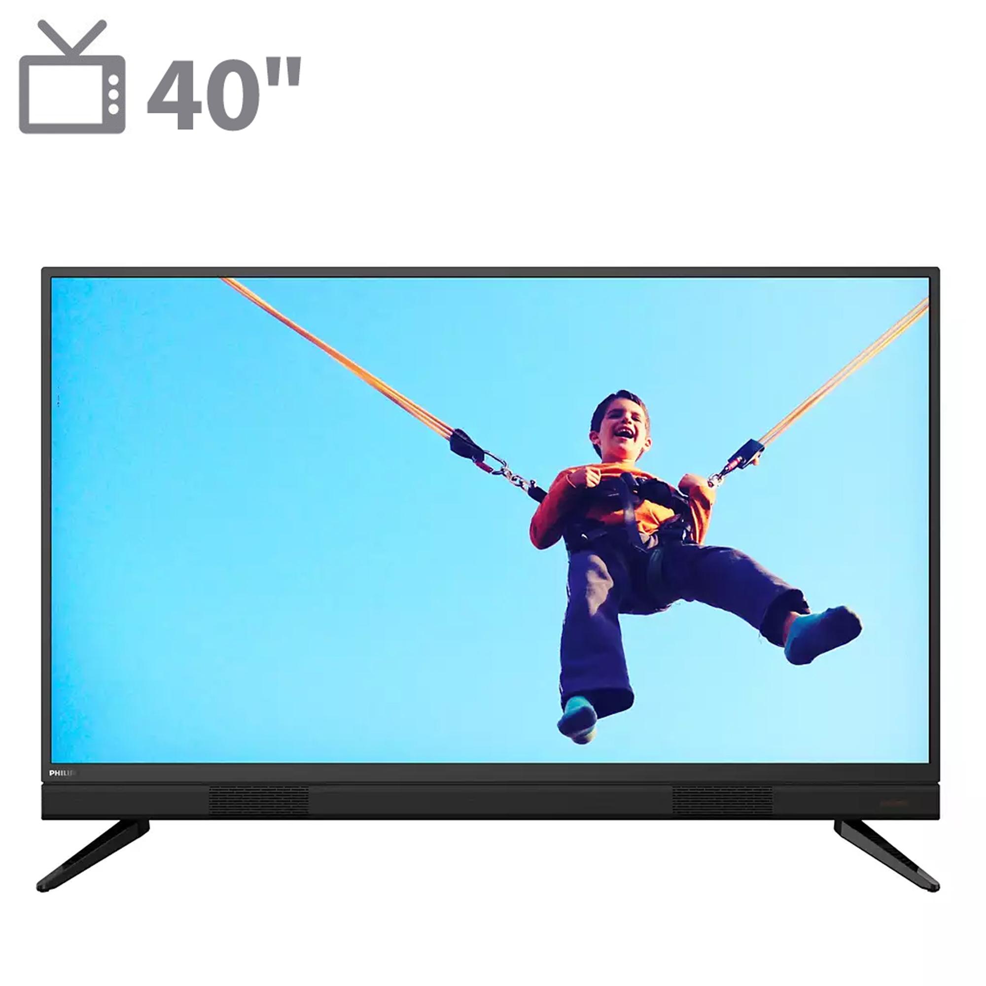 فروش نقدی و اقساطی تلویزیون ال ای دی فیلیپس مدل 40PFT5583 سایز 40 اینچ