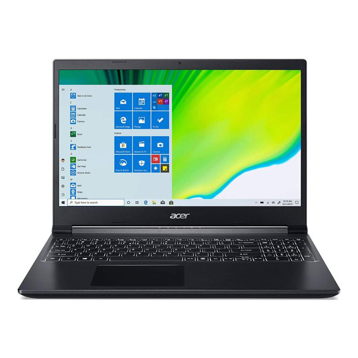 فروش نقدی و اقساطی لپ تاپ ایسر Aspire7 A715-75G-57K4-A