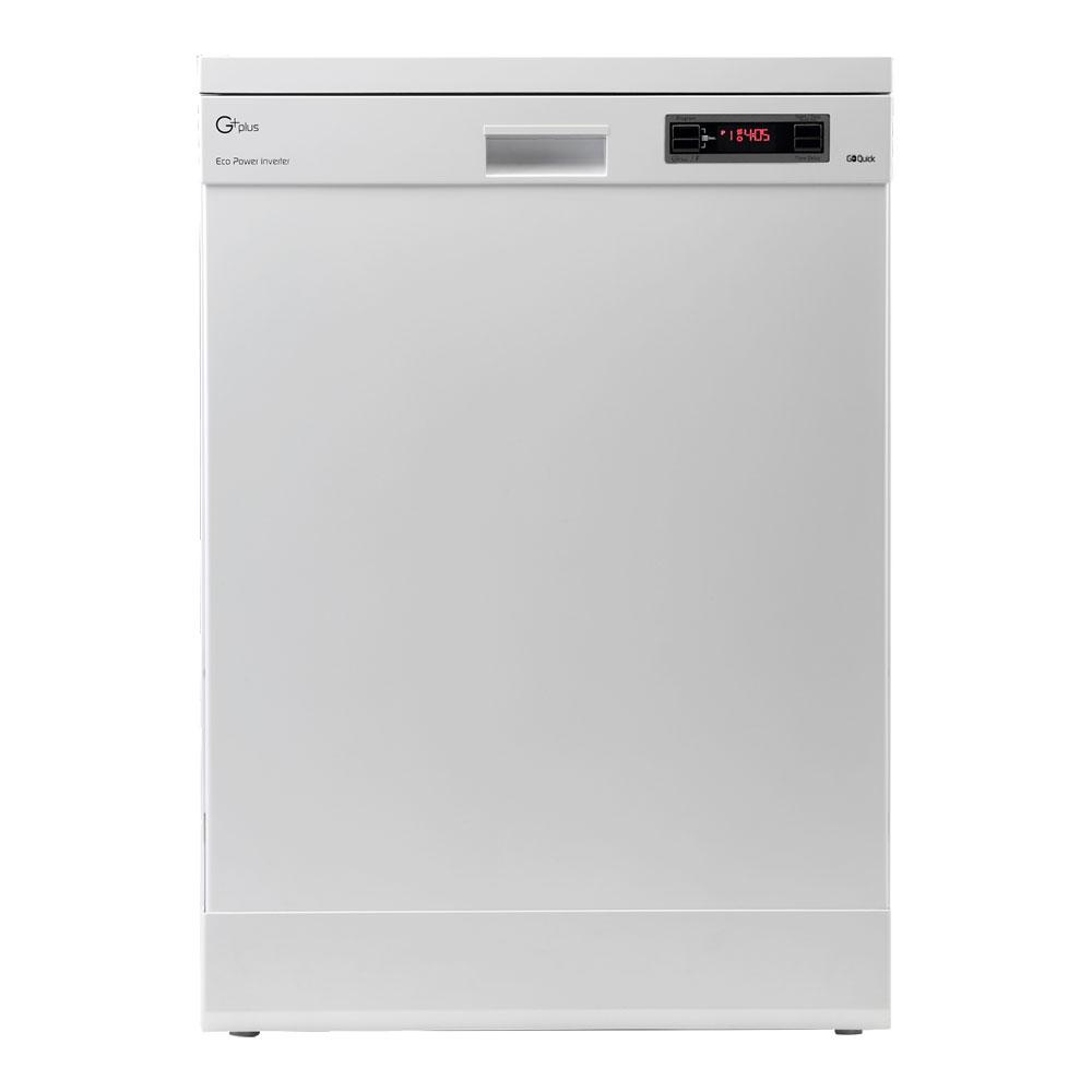 فروش نقدی و اقساطی ماشین ظرفشویی جی پلاس مدل GDW-J441W