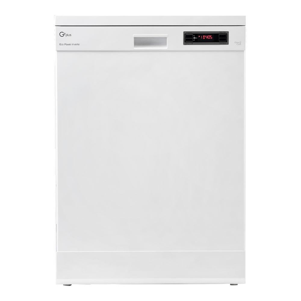 فروش نقدی و اقساطی ماشین ظرفشویی جی پلاس مدل GDW-J552W