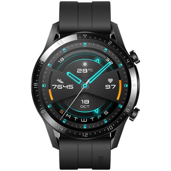 فروش اقساطی ساعت هوشمند هوآوی مدل WATCH GT 2 LTN-B19 46 mm