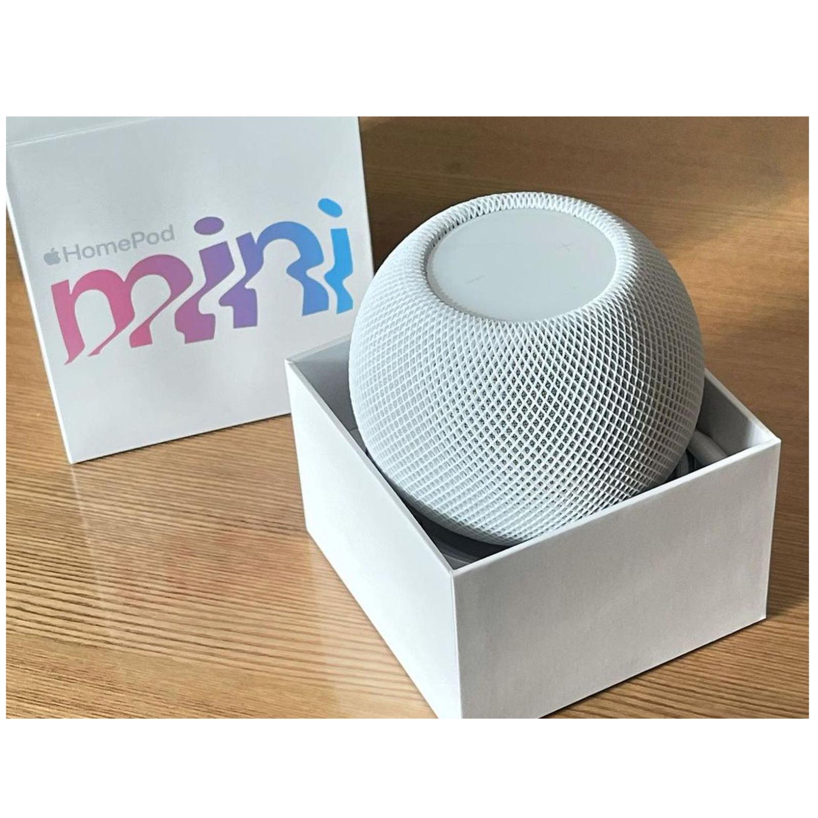 فروش نقدی و اقساطی اسپیکر بلوتوثی اپل مدل HomePod Mini