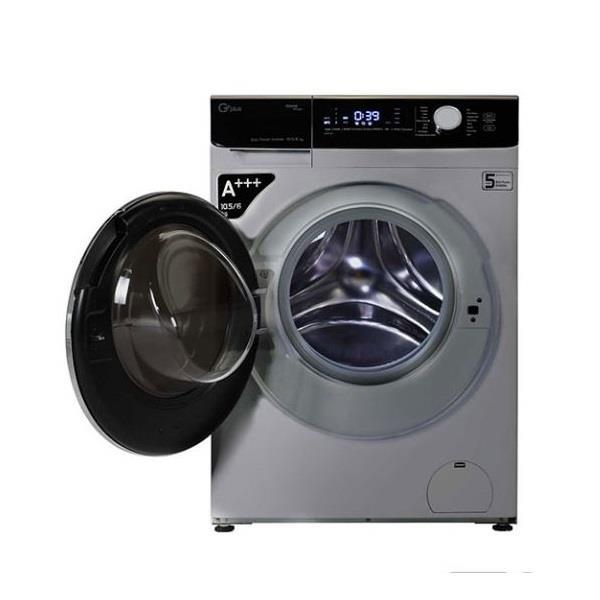 فروش نقدی یا اقساطی ماشین لباسشویی 10.5 کیلویی جیپلاس مدل KD1048T