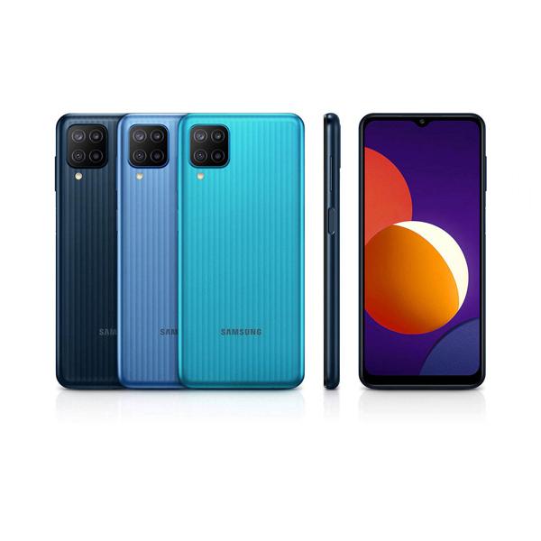 فروش نقدی و اقساطی گوشی موبایل سامسونگ مدل Galaxy M12 SM-M127F/DS ظرفیت 64 گیگابایت و رم 4 گیگابایت