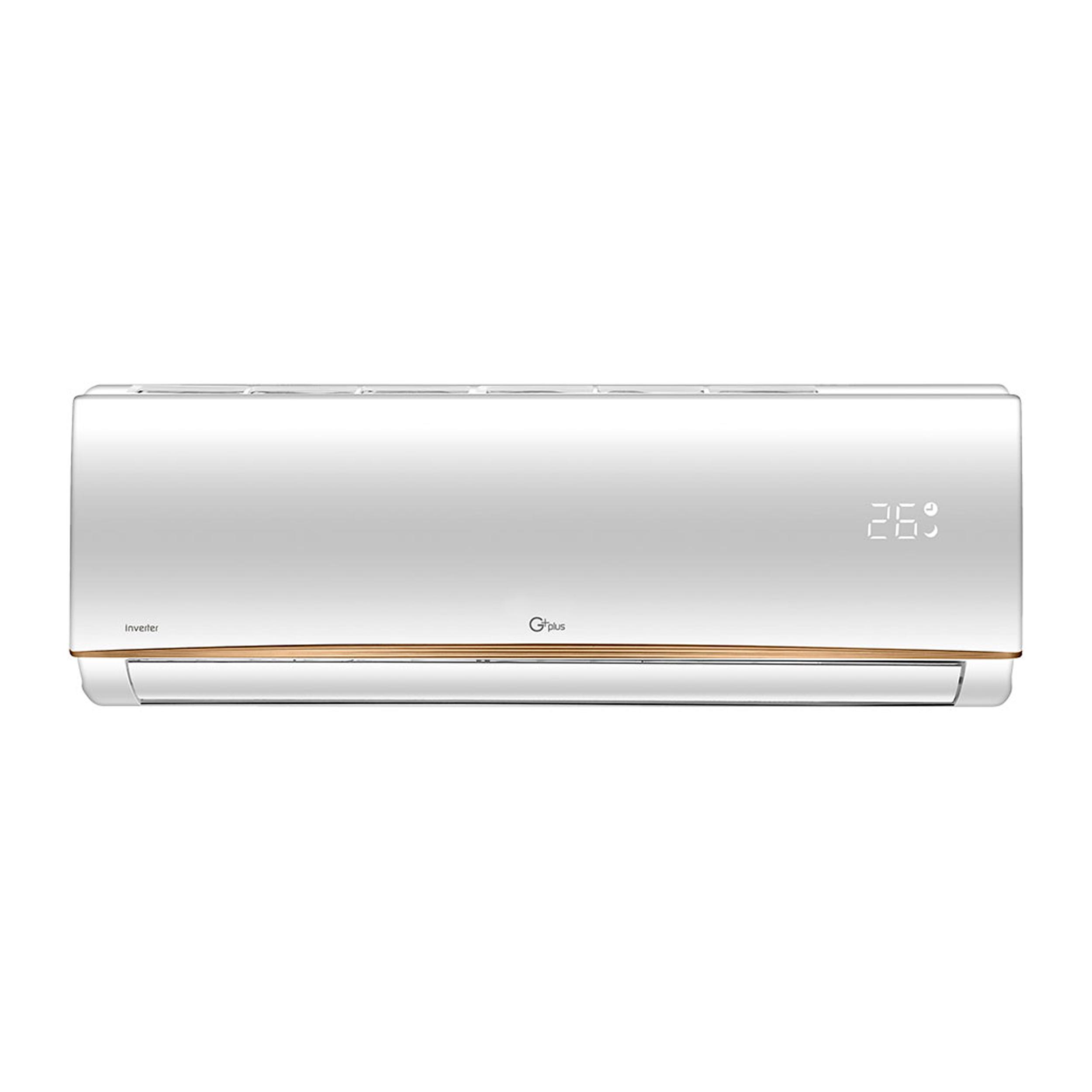 فروش نقدی و اقساطی کولر گازی جی پلاس مدل GAC-TE30LU1
