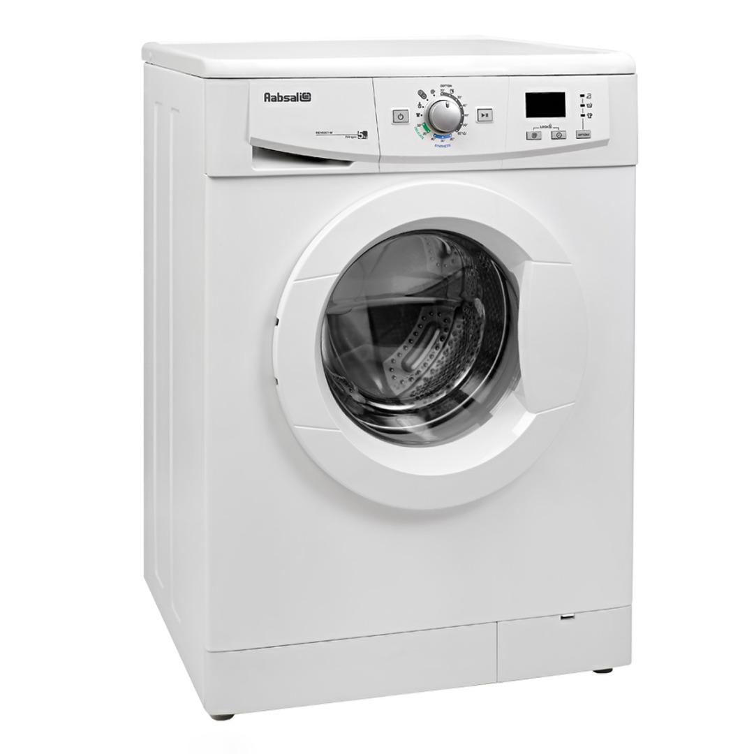 فروش نقدی و اقساطی ماشین لباسشویی آبسال مدل REN5210-W ظرفیت 5 کیلوگرم