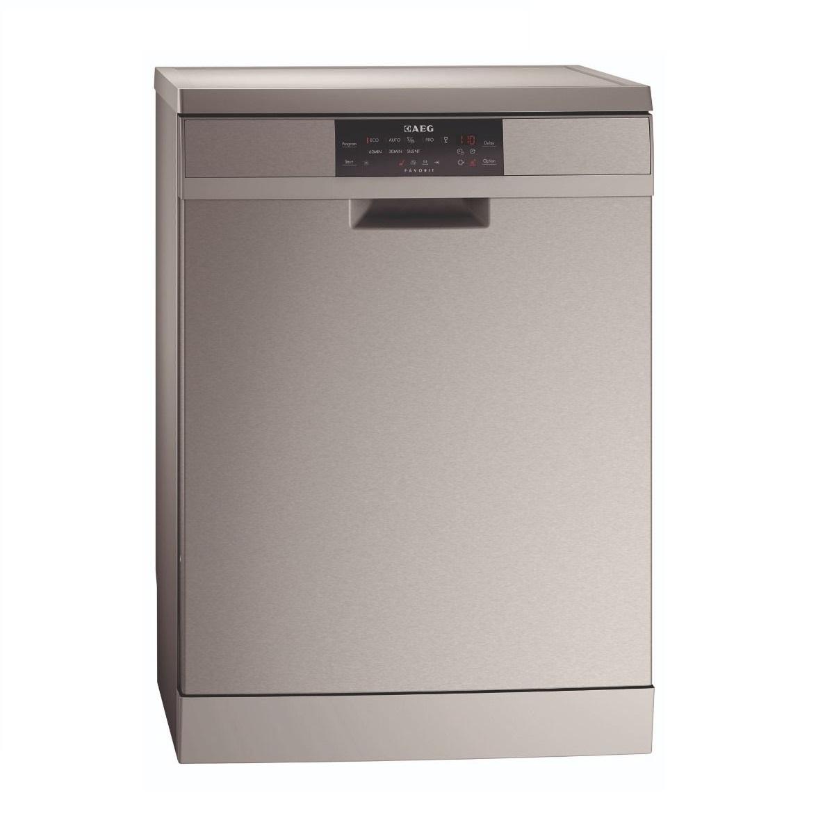 فروش نقدی و اقساطی ماشین ظرفشویی آ ا گ مدل FFB 83836 PM
