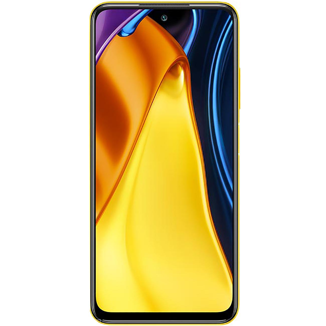 فوش نقدی و اقساطی گوشی موبایل شیائومی مدل POCO M3 PRO 5G M2103K19PG دو سیم کارت ظرفیت 64 گیگابایت و 4 گیگابایت رم