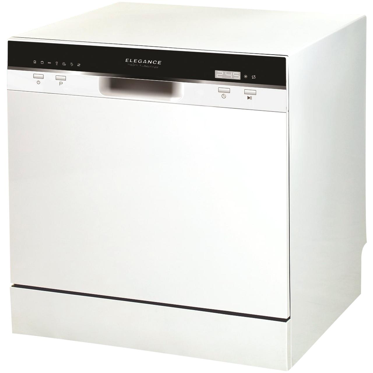 فروش نقدی و اقساطی ماشین ظرفشویی الگانس مدل WQP6 مناسب برای 6 نفر