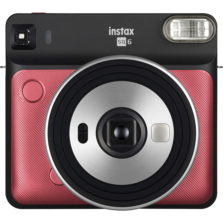 فروش نقدی و اقساطی دوربین عکاسی چاپ سریع فوجی فیلم مدل Instax Square SQ6
