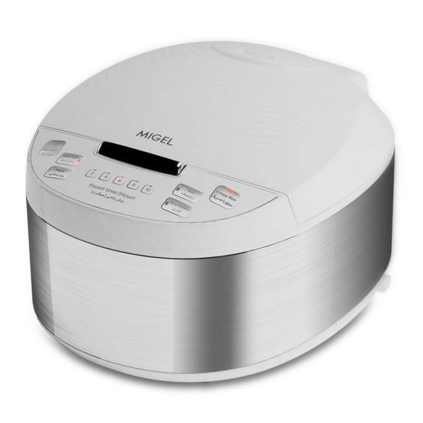 فروش نقدی و اقساطی پلوپز میگل مدل GRC 700