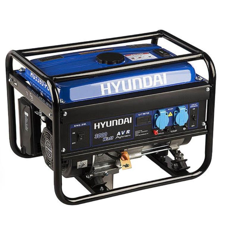 فروش نقدی و اقساطی موتور برق بنزینی هیوندای مدل HGPG-5360