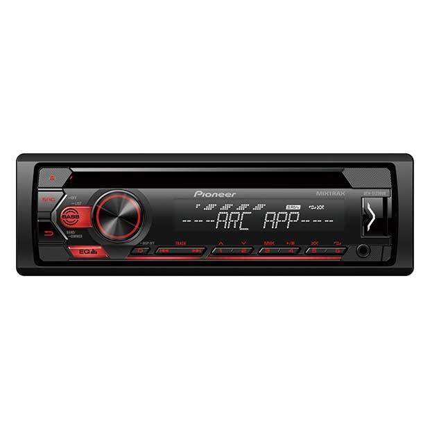 فروش نقدی و اقساطی پخش کننده خودرو پایونیر مدل DEH-S1250UB