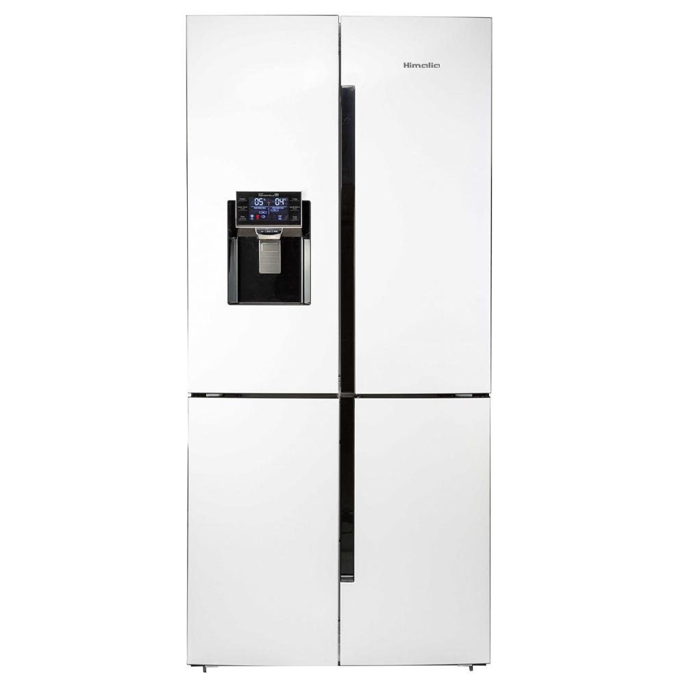 فروش نقدی و اقساطی یخچال و فریزر ساید بای ساید هیمالیا مدل HRFN60504