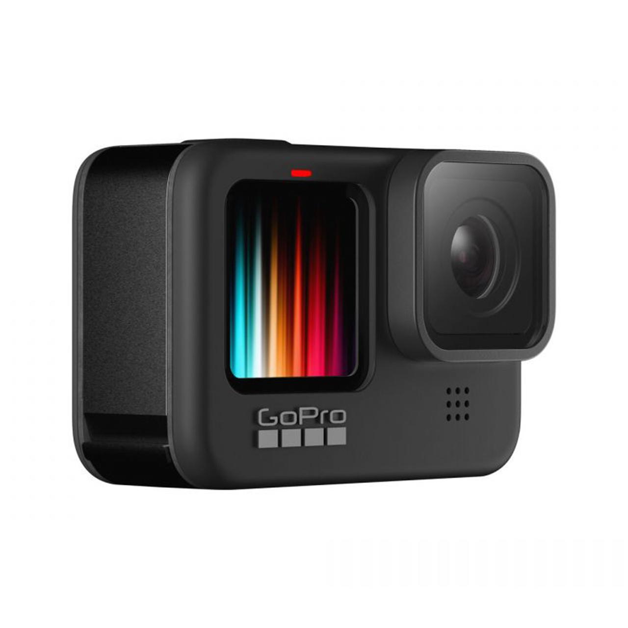 فروش نقدی و اقساطی دوربین فیلم برداری ورزشی گوپرو مدل Hero 9 Black