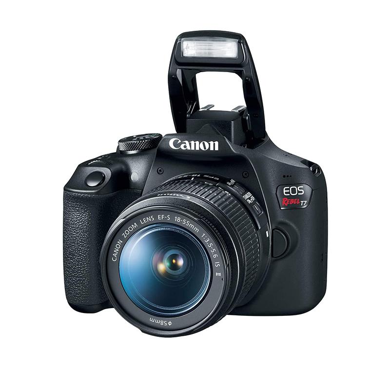 فروش نقدی و اقساطی دوربین دیجیتال کانن EOS REBEL T7 EF18 55mm