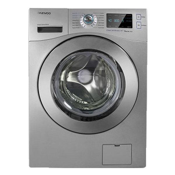 فروش نقدی و اقساطی ماشین لباسشویی دوو مدل DWK-8546V ظرفیت 8 کیلوگرم