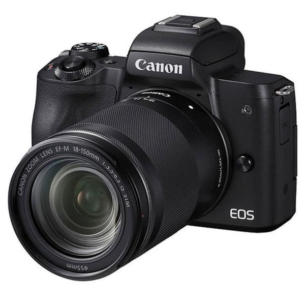 فروش نقدی و اقساطی دوربین دیجیتال بدون آینه کانن مدل Canon EOS M50 kit 18-150mm