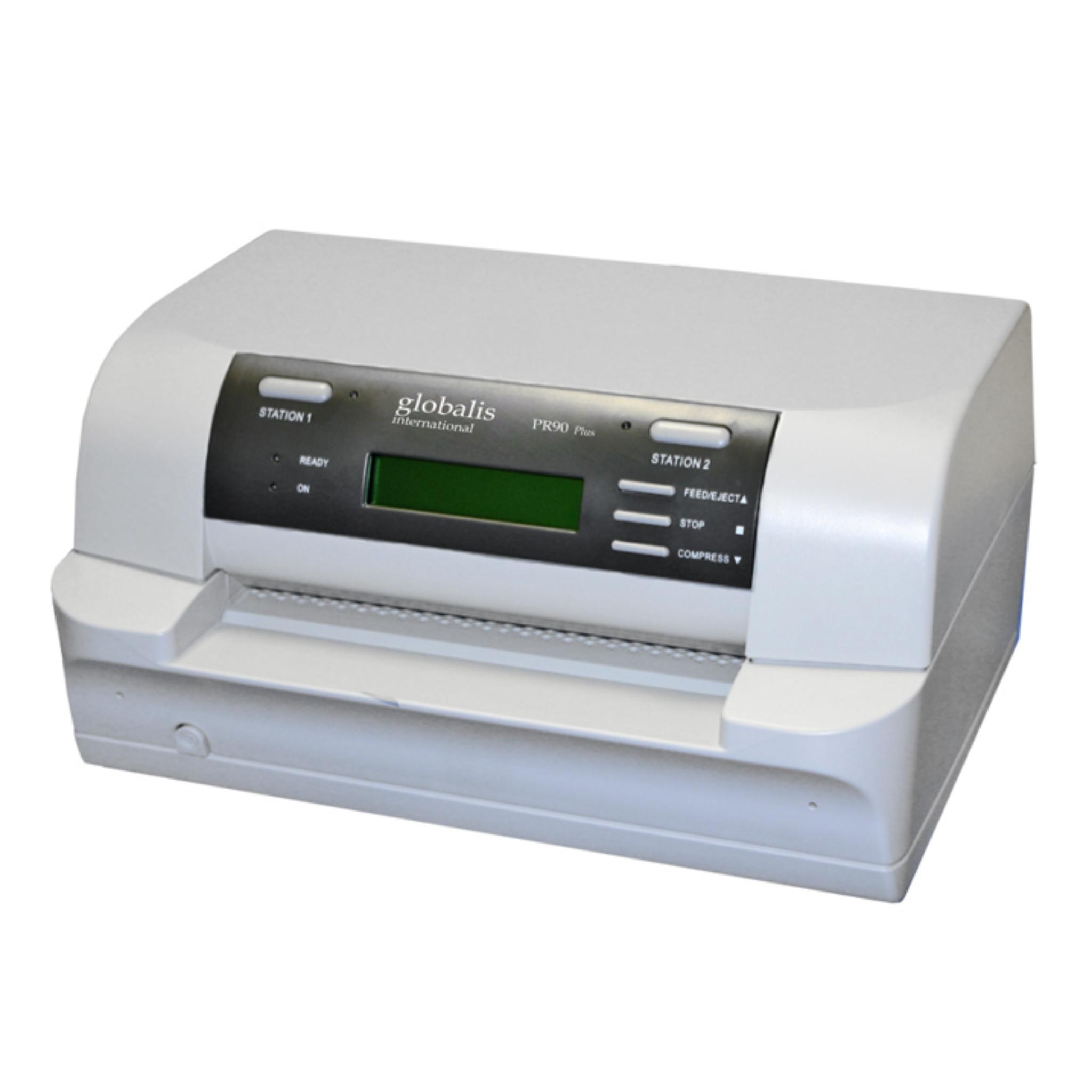 فروش نقدی و اقساطی پرینتر گلوبالیس مدل Pr90 plus