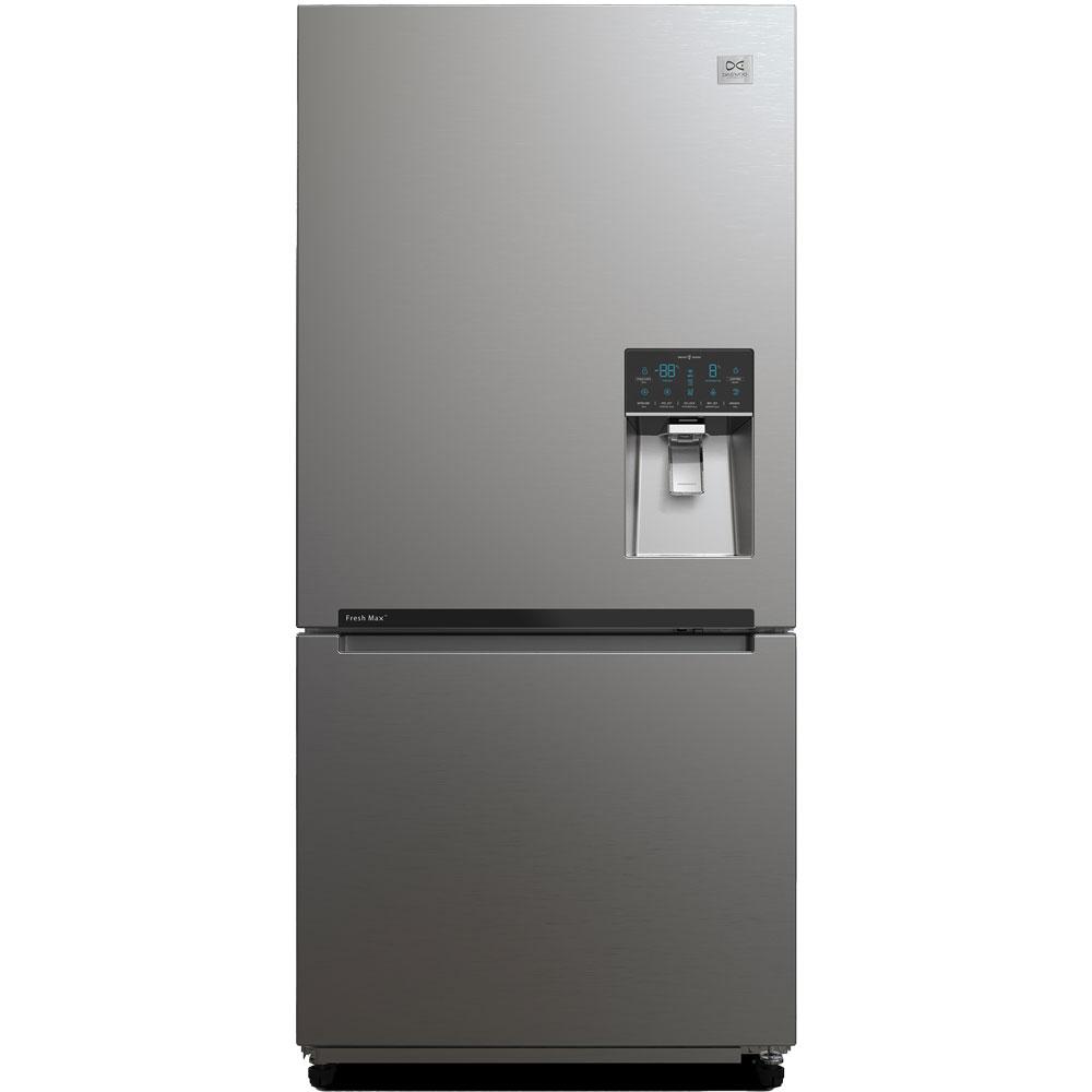 فروش نقدی و اقساطی یخچال و فریزر دوو مدل D2BF-0291SS