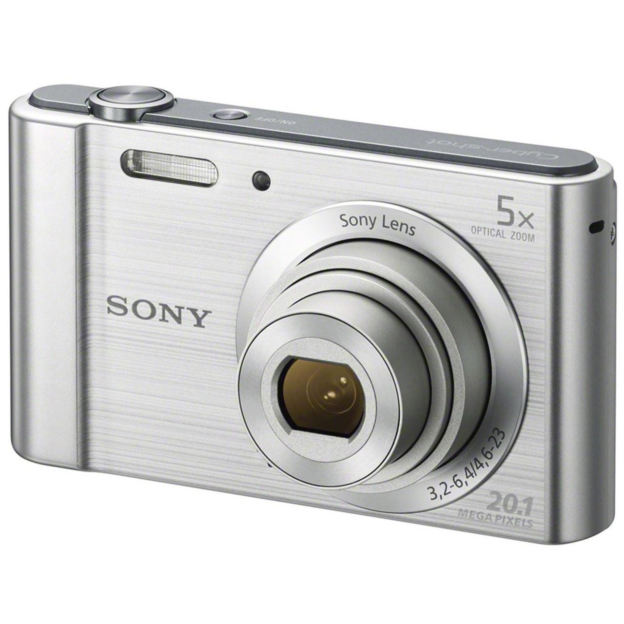 فروش نقدی و اقساطی دوربین دیجیتال سونی مدل Cyber-shot DSC-W800