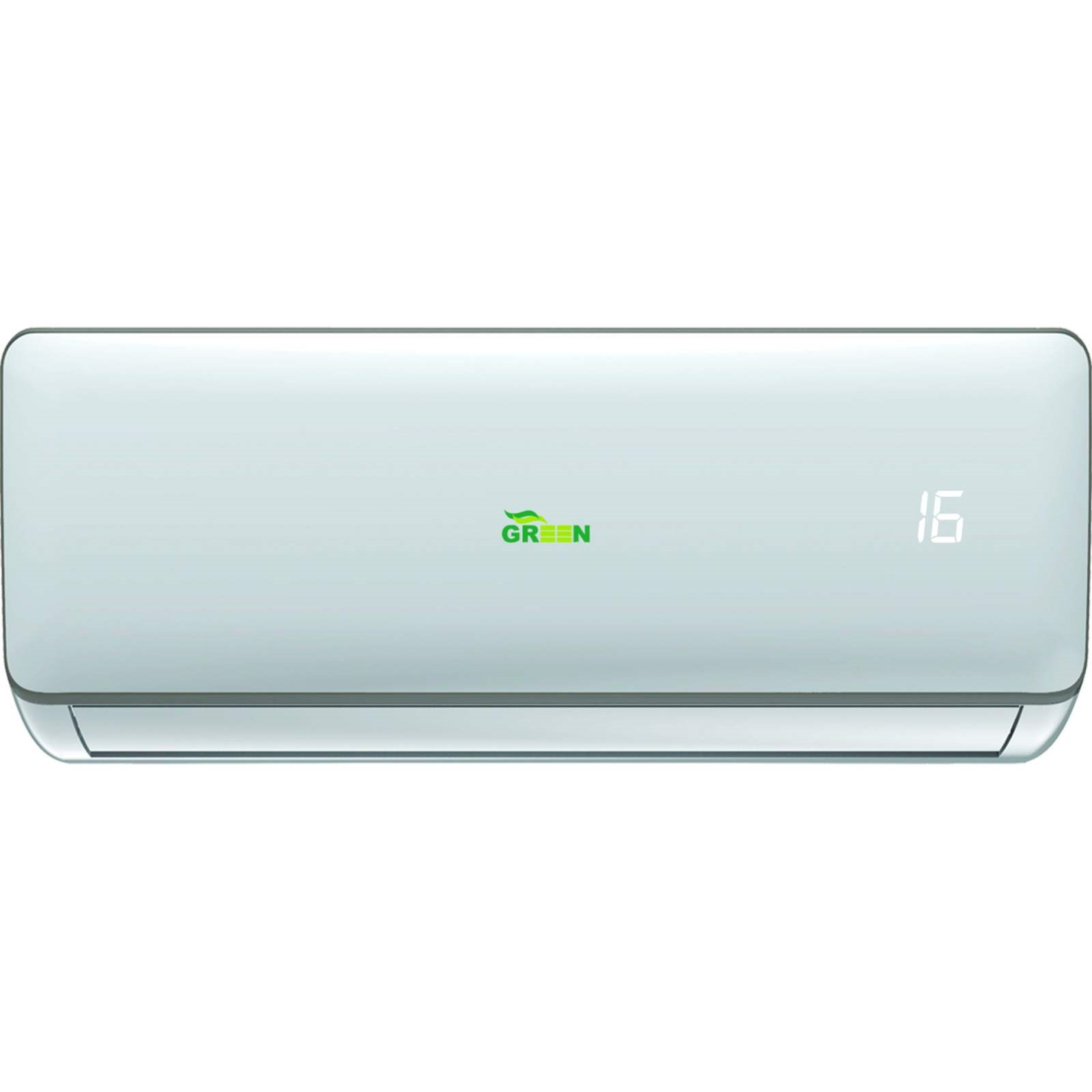 فروش نقدی و اقساطی کولرگازی گرین مدل GWS-H09P1T1A