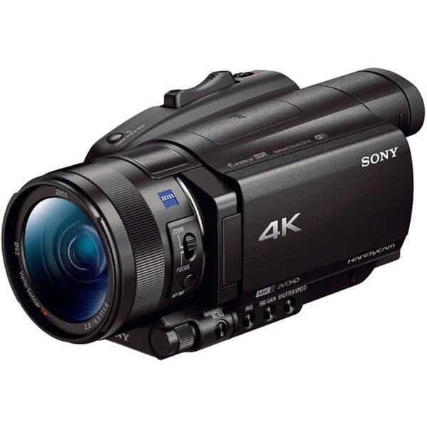 فروش نقدی و اقساطی دوربین فیلم برداری سونی مدل fdr-ax700