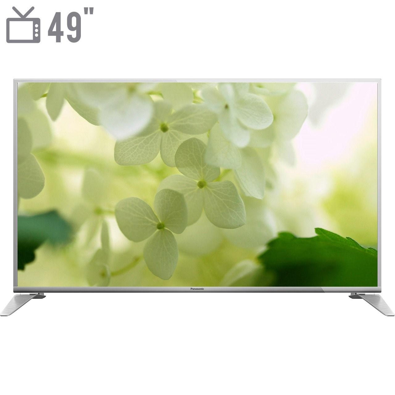 فروش نقدی و اقساطی تلویزیون ال ای دی هوشمند پاناسونیک مدل 49DS630R سایز 49 اینچ