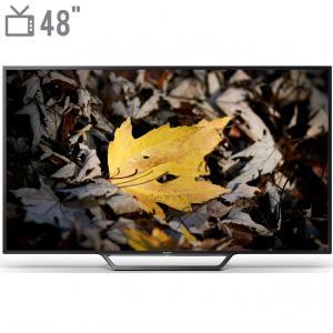 فروش اقساطی تلويزيون ال اي دي هوشمند سوني سري BRAVIA مدل KDL-48W650D سايز 48 اينچ