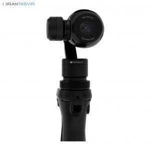 فروش اقساطی دوربين فيلمبرداري دستي DJI مدل Osmo plus Handheld 4K Camera باندل شده