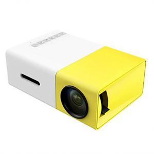 فروش اقساطی ویدئو پروژکتور قابل حمل مدل Yellow