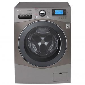 فروش اقساطی ماشین لباسشویی ال جی مدل WM-B124SS ظرفیت 12 کیلوگرم